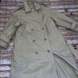 London Fog Insulated Raincoat